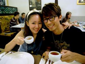 Jeneen & Desmond 惠丽和炯江