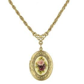 Vintage Necklace。