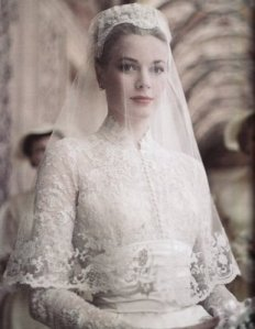 Vintage Wedding Dress。
