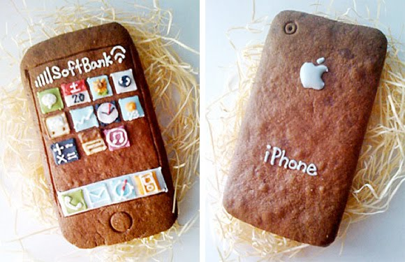 Great IPhone Cookie