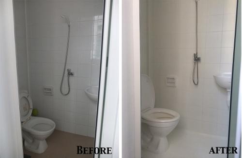 Utility Toilet